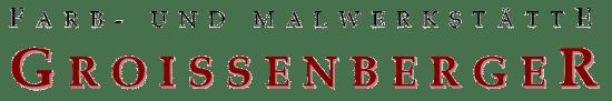 Malerei Groissenberger Logo